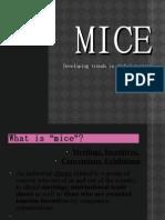 Mice Presentation