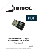 DG-WN3150N User Manual