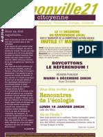Ramonville21 Lettre citoyenne n°4-5