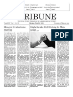 Tribune Issue 3