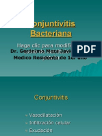 Conjuntivitis Bacteriana - Dr. Geronimo