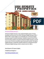 Espania Heights Details