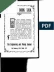 book talk catalog