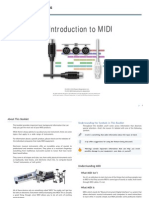 Intro to Midi