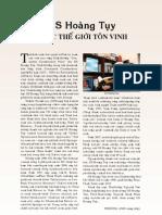 Văn hiến Việt Nam số tháng 9 năm 2011