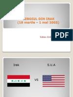 Razboiul Din Irak II