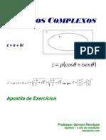 AP Extra Exercicios n. Complexos