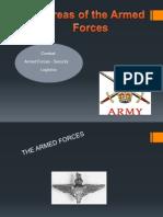 Armed Forces Presentation