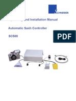 Schneider SC500 Users Manual