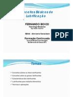 TREINAMENTO DE LUBRIFICAÇÃO Geral