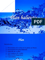 Plan Halieutis
