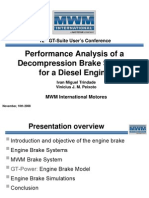 MWM Decompression Brake