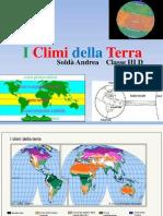 I Climi Della Terra