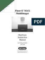 Bio Rad Fluor-s Manual