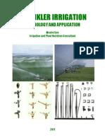 Sprinkler Irrigation 2011 Complete