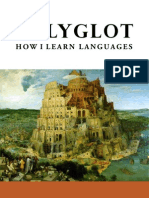 POLYGLOT How I Learn Languages
