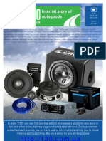 Manual Car Speakers Focal Performance PS 165