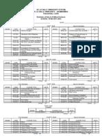 PSC Curriculum 2011-2012