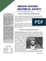 Oregon Aviation Historical Society