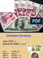 Chinese Curency