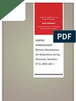 revista de didactica de las ciencias sociales nuevas dimensiones nº 2 nov 2011