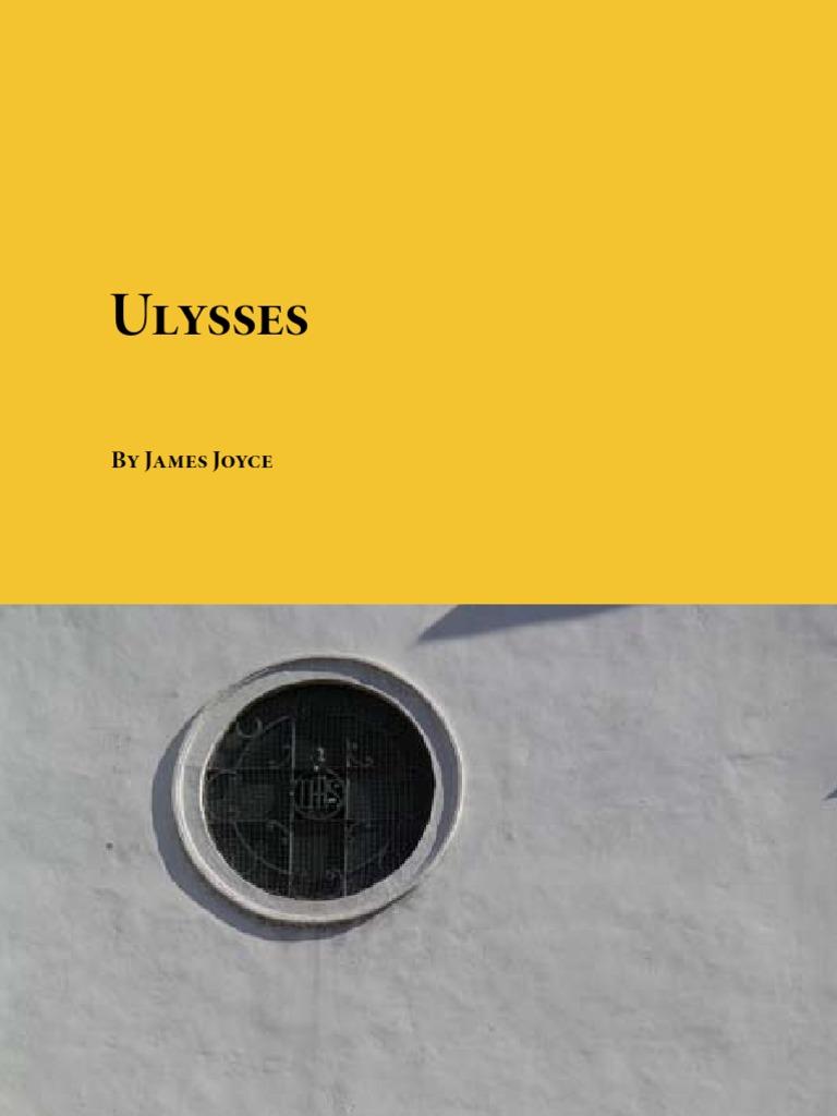 Ulysses   Ulysses (Novel) b8d4be456fa