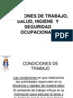 UNIDAD 5_Condiciones de Trabajo, Salud, Higiene y Seguridad Ocupacional_Presentacion