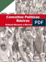 Conceitos políticos básicos - moreno