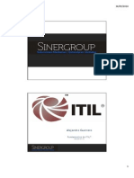 Itil Foundations Sd