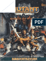 Mutant Chronicles [Gdr Ita] Ambientazione