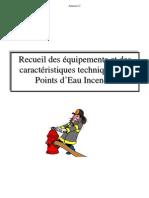 Reglementation SDIS Baches Incendie