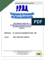 M Carvalho Barbosa Paes- PPRA 2011