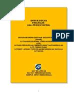 Buku Garis Panduan PBS & Praktikum