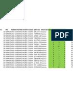 Trabajo Filtros Excel