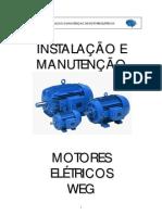 Apostila - Instalação E Manutenção De Motores Elétricos