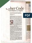 Entrevista Cyber Code, Abril 2010