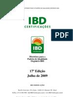 Diretriz IBD 072009