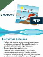 El Clima y Sus Elementos