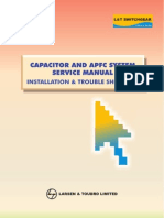 Installation Troubleshooting Capacitors APFCSystem