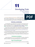 Creating Effective Tests