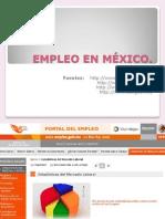 EMPLEO EN MÉXICO