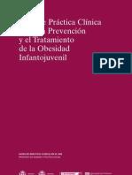 Guía de Práctica Clínica sobre la Prevención y el Tratamiento de la Obesidad Infantojuvenil