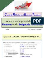 Loi Finance Budget de l'Etat 2012 Cret ميزانية 2012 التي صادقت عليها حكومة السبسي