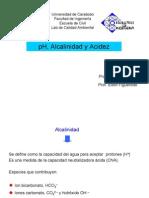 pH, Acidez y Alcalinidad