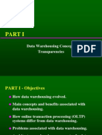 PART 1 Data Warehousing Concepts