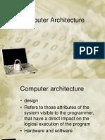Architectural Developments