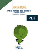 2011 SEMANA DE ACCIÓN MUNDIAL PARA LA EDUCACIÓN 1º CICLO