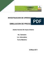 Inv. de Operaciones