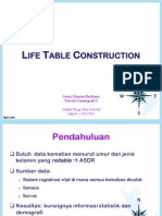 04-Construction of Life Table