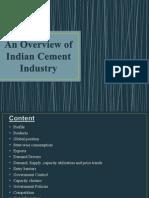 Economics Cement